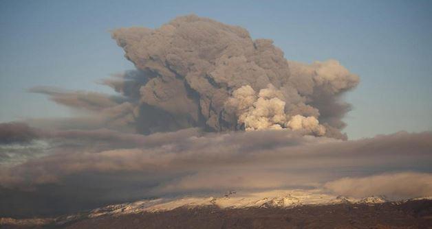 Vulcano Bardarbunga in Islanda: importante eruzione in vista?