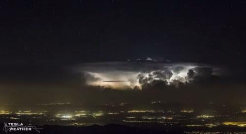 Alluvione nel Sud della Francia, pubblicato un filmato sbalorditivo