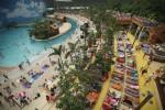Un resort tropicale in Germania