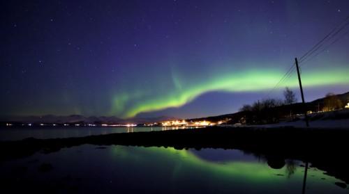 Aurore boreali: video mozzafiato da Tromso