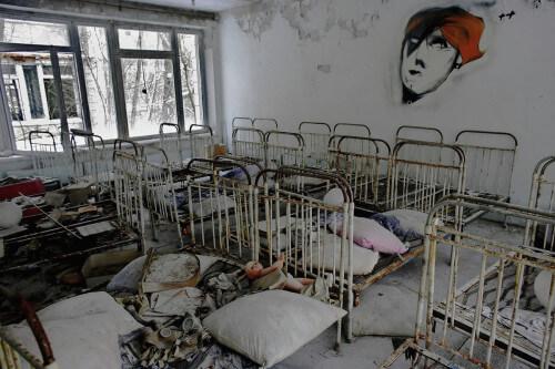 Chernobyl 29 anni dopo: un filmato che farà riflettere