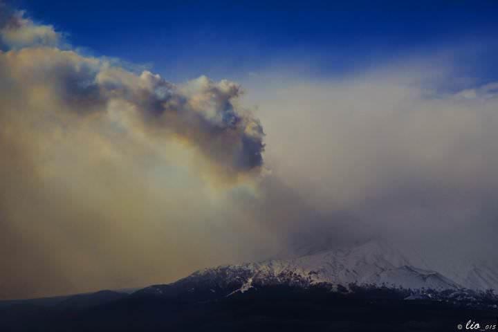 Eruzione Etna: parossismo allo stadio finale, le foto