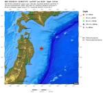 Terremoto Giappone, forte scossa di magnitudo 6.8 della scala Richter, epicentro davanti Fukushima