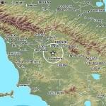 Terremoto Toscana: significativo evento 3.0 Richter avvertito dalla popolazione