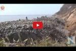Mistero in Giappone; davanti all'isola di Hokkaido emerge una striscia di terreno lunga 300 metri