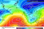 Conferme sull'arrivo di freddo e forte maltempo sul finire del mese di Aprile