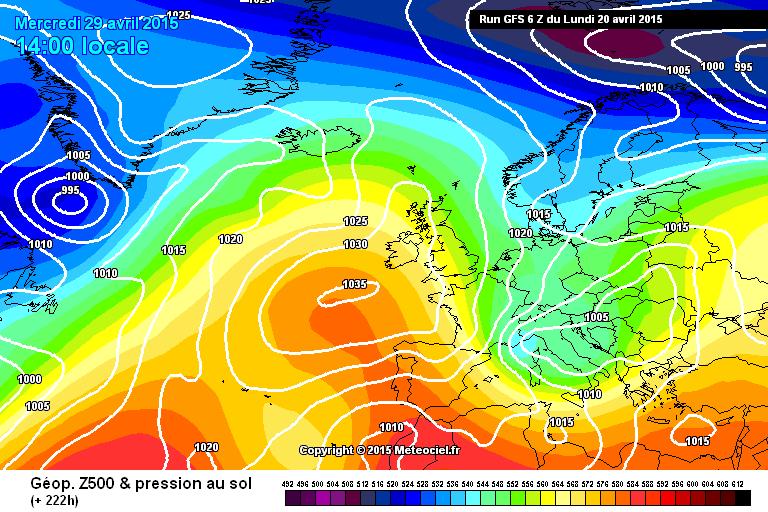 Freddo sull'Italia in arrivo a fine mese? Aprile rischia di chiudere con pioggia, neve e calo termico