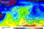 Meteo Pasqua: confermato il maltempo, freddo e neve a quote medie e basse