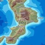 Terremoto in Calabria: scossa di magnitudo 3.1 Richter tra Lamezia Terme e Catanzaro