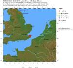 Terremoto di magnitudo 4.3 Richter a Londra, avvertita in una vastissima zona