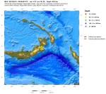 Doppia forte scossa di terremoto in Papua-Nuova Guinea, l'ultima di magnitudo 6.7 Richter