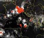 Maltempo Nord Italia: tempesta di fulmini, grandine e nubifragi tra Lombardia e Veneto