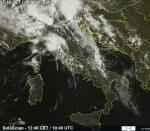 Maltempo Nord Italia: grandine e nubifragi tra Lombardia e Veneto