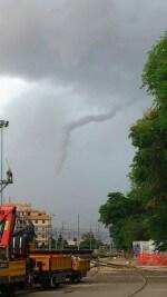 Tornado Foggia: vortice segnalato nel pomeriggio in un'area periferica, nessun danno