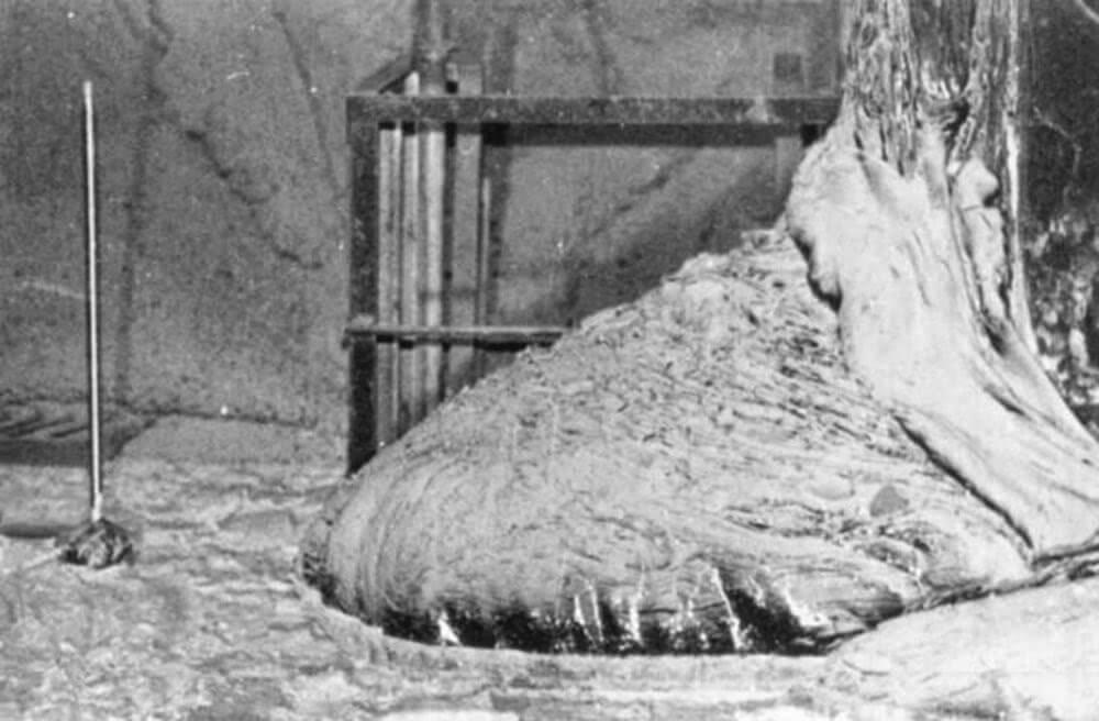 Elephant foot, l'oggetto più pericoloso del mondo