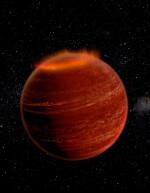 Osservata la prima aurora al di fuori del sistema solare