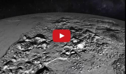 New Horizons, ecco cosa è successo durante il flyby di Plutone