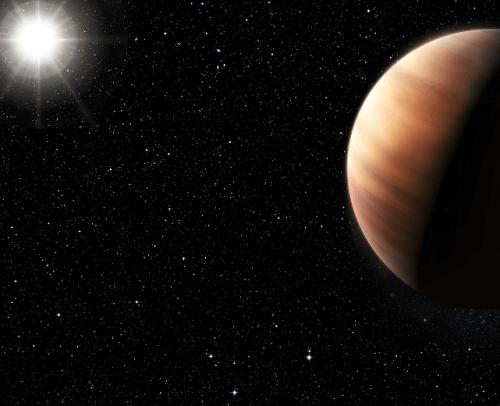 Scoperti un gemello di Giove ed una stella simile al Sole