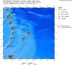 Terremoto Barbados/Colombia, forte scossa in mare di magnitudo 6.4 della scala Richter