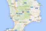 Terremoto Calabria 3 Agosto 2015 scossa magnitudo 4.1 Richter