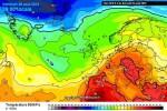 Tendenza meteo: maltempo all'inizio della settimana, poi stabile e caldo