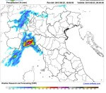 Maltempo in Liguria: nelle prossime 24 ore possibili nubifragi a Genova e dintorni