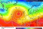Tendenza meteo: serie di forti fasi di maltempo tra 2 e 10 Settembre