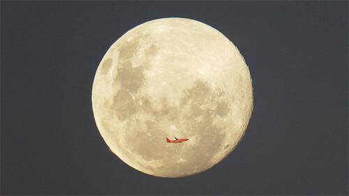 Superluna: stasera 29 Agosto 2015 spettacolo nei cieli, la prossima tra un mese