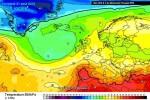 Tendenza meteo: temperature ancora in calo, poi forte maltempo