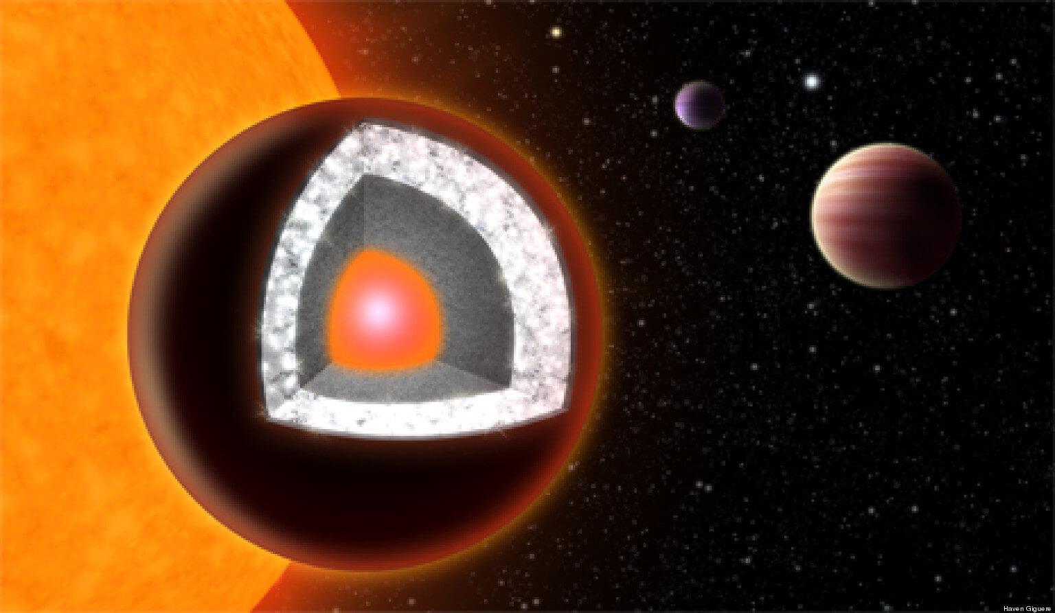 55 cancri: il pianeta ricco di diamanti