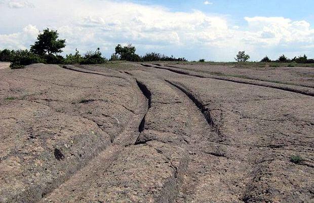 Solchi nelle rocce, mistero da 14 milioni di anni in Turchia