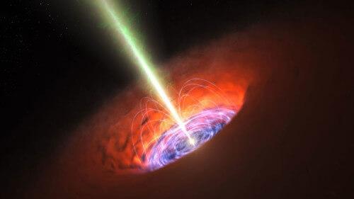 Che fine fa un'informazione in un buco nero?