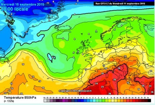 Caldo in arrivo, sarà una settimana instabile ma molto afosa