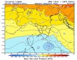 Ciclone mediterraneo al Centro Italia durante la prossima perturbazione?