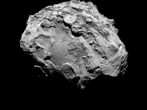 """Il ghiaccio """"trasformista"""" sulla cometa"""