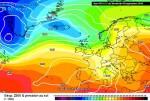 Tendenza meteo: forte maltempo e crollo termico in arrivo, intensa perturbazione dopo il 22