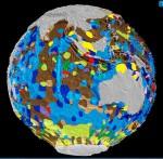 Quali sono le caratteristiche dei fondali degli oceani? A dircelo è una mappa