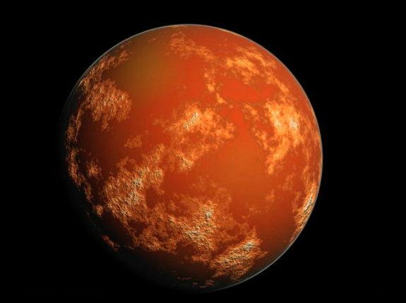 Anche Marte ha la sua acqua salata