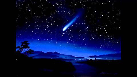 Parte delle stelle cadenti sono escrementi degli astronauti