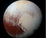 I colori di Plutone mostrati in HD