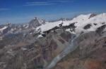 Allarme Alpi: superficie dei ghiacciai ridotta del 40% in 50 anni
