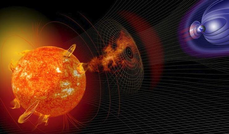 Sole: registrata tempesta geomagnetica G3 e flare moderati