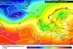 Tendenza meteo: fine del caldo, forte maltempo e tracollo termico in arrivo