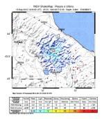 Terremoto tra Marche ed Umbria, ben avvertita ad Arezzo e Perugia
