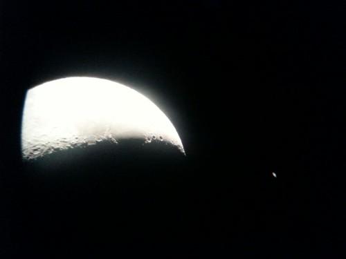 Due congiunzioni in arrivo: Luna – Saturno e Marte – Giove