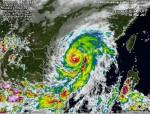 Tifone Mujigae sulla Cina, previsto landfall in una delle zone più popolose del paese
