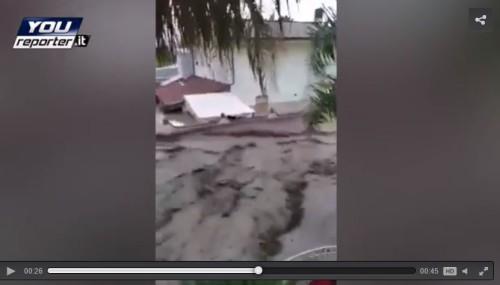Alluvione Barcellona Pozzo di Gotto, situazione drammatica in Sicilia