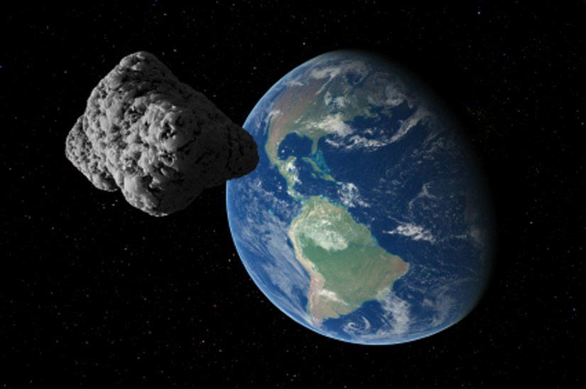 Nasa: grande asteroide sfiorerà la Terra, info in tempo reale