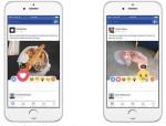 Facebook Reactions: emozioni al posto del Mi Piace, info nuovi like