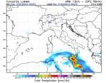 Forte perturbazione in arrivo, nel week-end nuovo rischio nubifragi al Sud Italia?